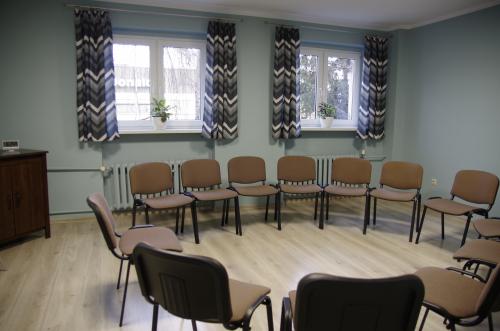 Sala terapii grupowej